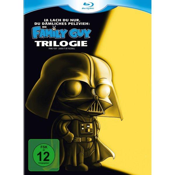 [BLU-RAY] Family Guy Trilogie  @ Saturn.de ab 11,99 EUR