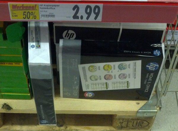 HP Office Druck-/Kopierpapier [Kaufland]