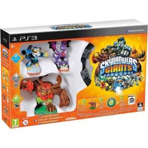 Skylanders Giants Starter Pack PS3 PlayStation 3 NEU & OVP
