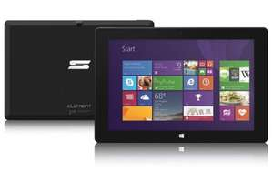 "Schenker Element 32GB 10"" Win 8.1 Tablet inkl. Office 365"
