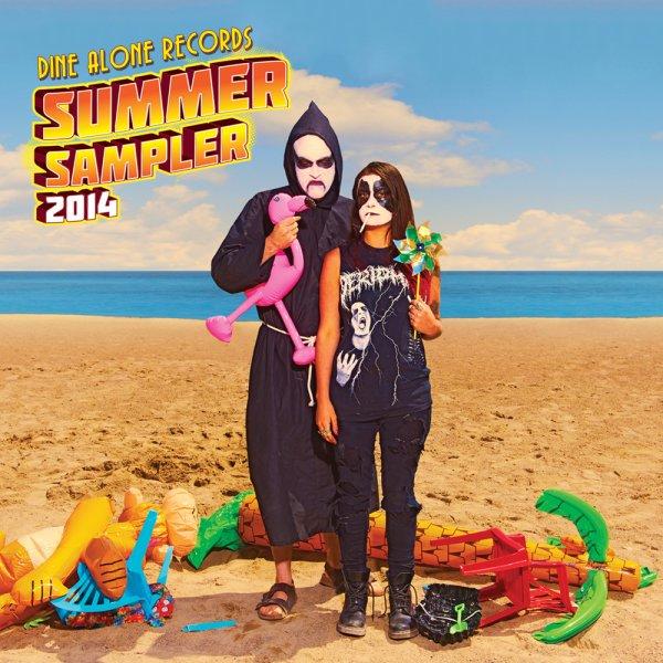 [Free MP3 Rock-Sampler] Dine Alone Summer Sampler 2014