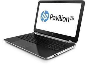 HP Pavilion 15 Notebook I5,4GB,500GB, Windows 8.1 für 399€