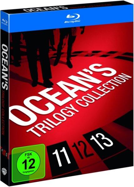 [Alphamovies.de] Ocean's Trilogie für 17,98€ [Blu-ray]