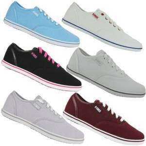 K-SWISS / CANVIS Hof II Sneaker / für 19,95 € incl.Versand