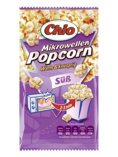 CHIO Popcorn süß 11er Pack (Amazon Blitzangebot)