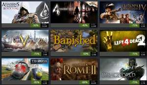 STEAM SUMMER SALE TAG #8 + Aktuelle Blitzangebote & Wahl der Community