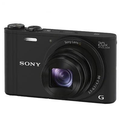Sony DSC-WX350 B, ultra kompakte Kamera mit 18,2 MP für 179€ @ebay