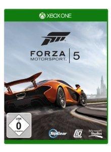 Forza Motorsport 5 CD Key Xbox One (deutsch)