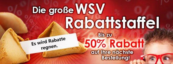 """[Spiele-Offensive] WSV Rabattstaffel bis zu 50 % / Kombinierbar mit der """"3 für 2 Aktion - Schmidt Spiele"""""""