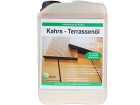 Kahrs Terrassenöl Natur 3 Liter