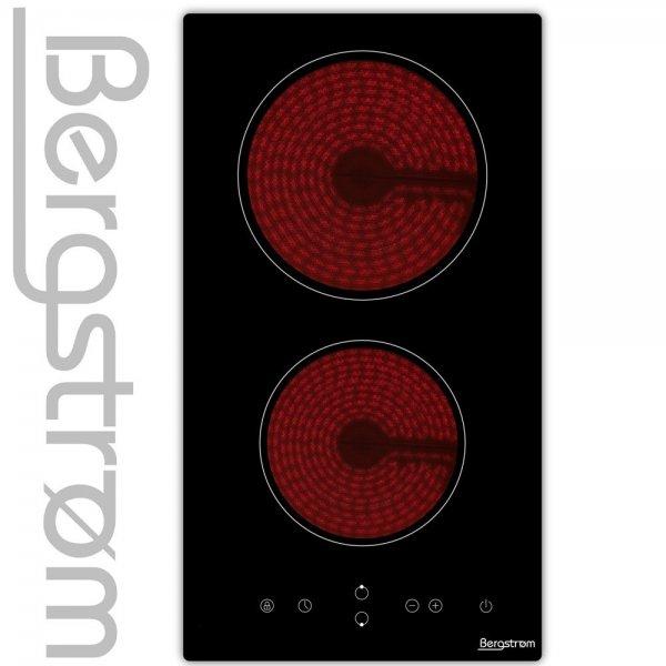 [ebay wow] Bergstroem Glaskeramikkochfeld Ceran Glaskeramik Domino Kochfeld autark 29cm für 89,90€
