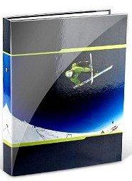 Design Ringbuch DIN A4, 2-fach Lochung kostenlos bei druckerzubehör.de
