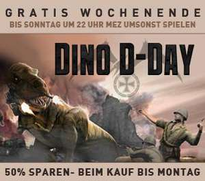 Dino D-Day (-50 % | 5 €) + free Weekend