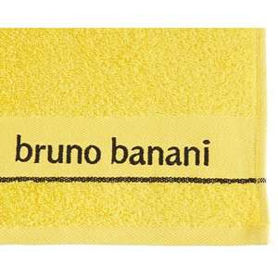 [MÖMAX.de] BRUNO BANANI 1 gelbes und 1 weißes Strandtuch 70x180 cm