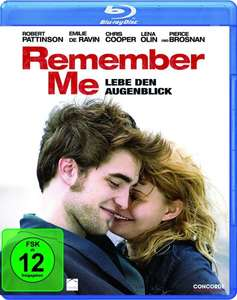 Remember Me Blu-ray Amazon Prime für 3,51 €