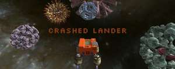 Crashed Lander [PC, OS X, Linux] im Angebot für $2.10 (Oculus Rift support!)