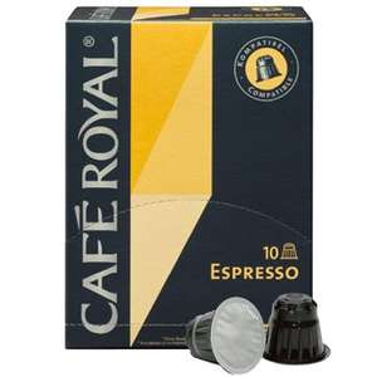 910 Café Royal Espresso Kapseln (Nespresso System Kompatibel) für 65,85