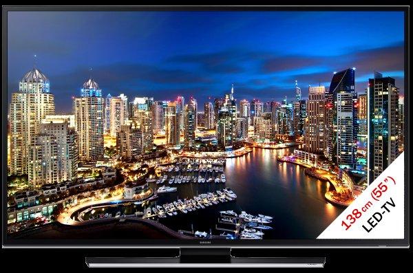 Samsung UE55HU6900SXZG für 822€/999chf (MediaMarkt Schweiz)