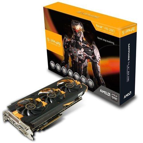 Amazon.it - Sapphire TRI-X R9 290 4GB GDDR5 OC(UEFI)