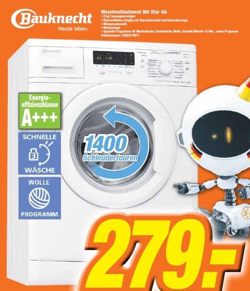 [LOKAL Bonn und Ahrweiler] Waschmaschine Waschvollautomat Bauknecht WA Star 6A