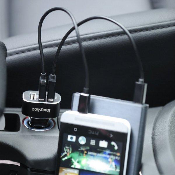 EasyAcc® 8400 mAh PowerBank und EasyAcc® Autoladegerät 5.1 A für 26,99 €