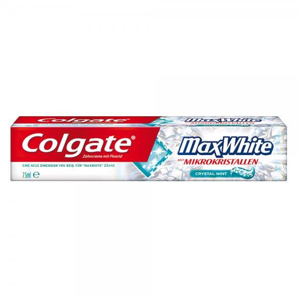 [REAL BUNDESWEIT] Colgate Max White 75ml für 0,11€