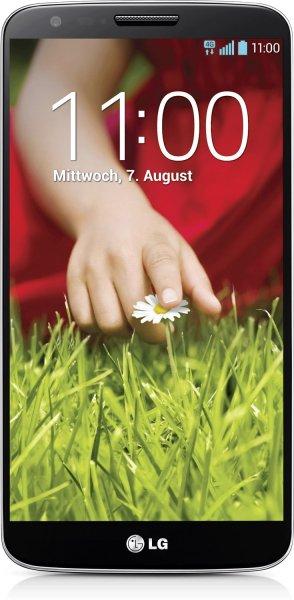 LG G2 16GB black Android Smartphone 299€ schwarz @ Cyberport