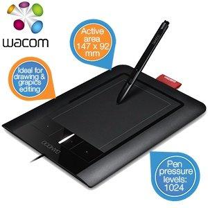 Wacom Bamboo Pen & Touch (CTL 460) bei IBOOD für 35,90 EUR (inkl. Versand)
