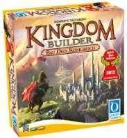 Queen Games 6083 - Kingdom Builder, Spiel des Jahres 2012