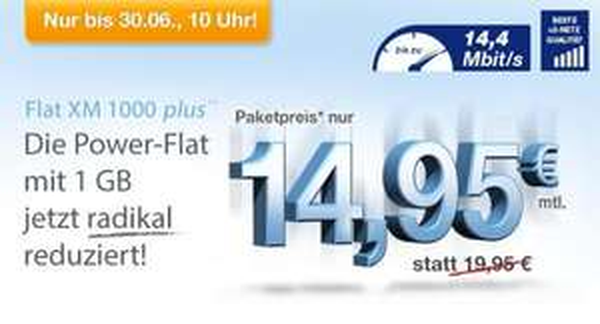 simply-Aktion: Allnet-Flat, SMS-Flat & 1 GB Daten (02-Netz)