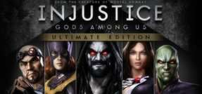 [STEAM - Blitzangebote] Injustice - Gods Among Us Ultimate Edition für 6,99€