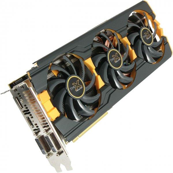 Sapphire Radeon R9 290X Tri-X OC für 349,90€(+5,90€ VSK ohne Midnightshopping)