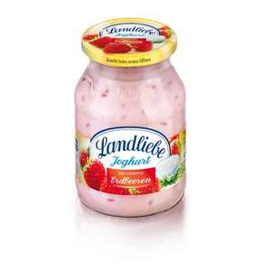 [Kaufland (Süden?)] Landliebe Joghurt 500g für nur 0,69€ - 50% Rabatt