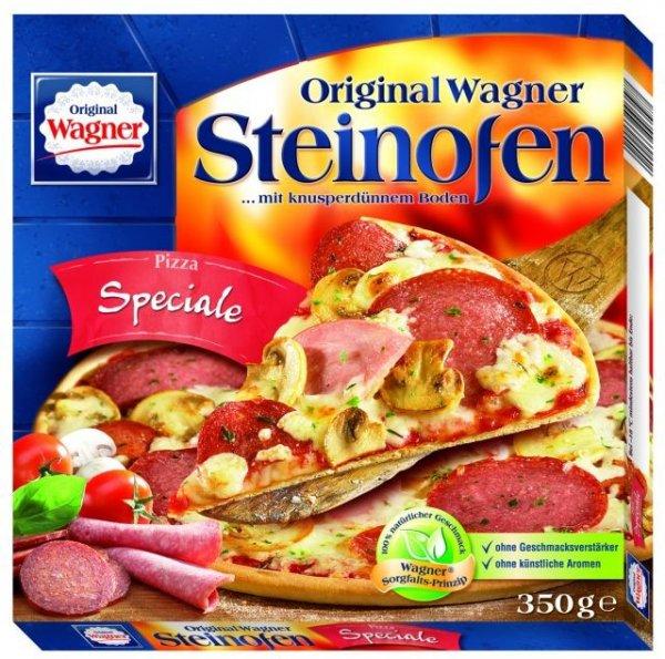 [Netto o- Hund] Steinofen Wagner Pizza vesch. Sorten