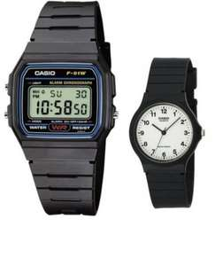 (Amazon) Casio Digital Quarz F-91W   je. 8,99€