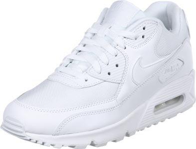 Nike Air Max 90 Essential, komplett weiss @SP24.com