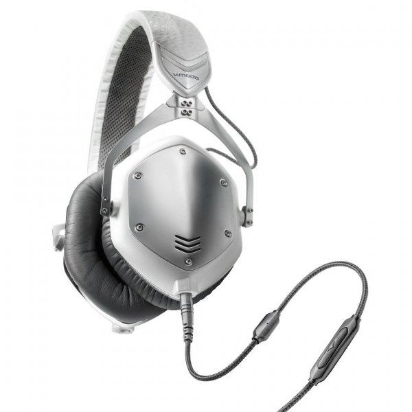 V-MODA Crossfade M-100 Kopfhörer weiß silber für 189,56 € @Amazon.it