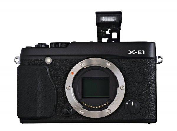 Fujifilm X-E1 Body (schwarz) für 376,79 € @Amazon.co.uk