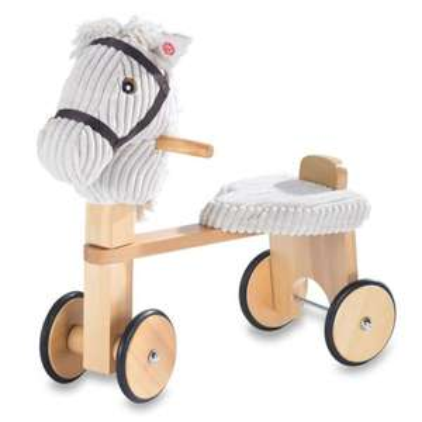 [XXXL-Shop] Pferdchen-Rutschfahrzeug aus Holz (ab 12 Monate)