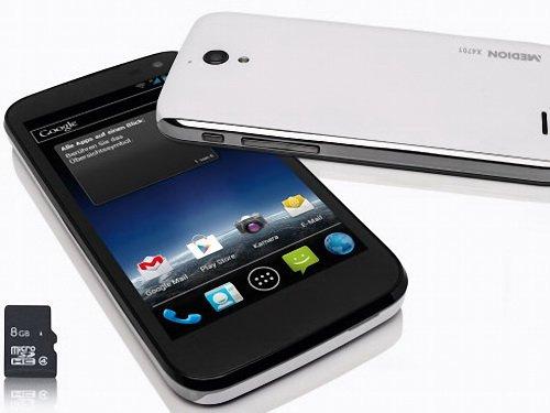Medion Smartphone Life X4701 [B-Ware]