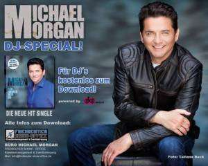 Gratis Song Download für DJs: Michael Morgan - Für immer nur Du