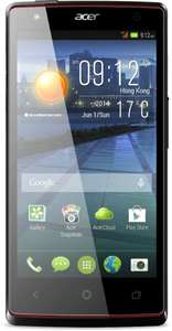 Acer Liquid E3 Plus Dual-SIM IPS HD Display, 13 Mpx Kamera, Quad Prozessor 1,2GHz, 2GB RAM 209€ Amazon Blitzangebote