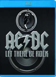 [Amazon Prime] AC/DC - Let There Be Rock [Blu-ray] für 7,97€