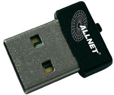 (LOKAL) NBB Düsseldorf, München, Sarstedt bei Hannover - ALLNET WLAN USB Stick N 150Mbit ALL0234NANOv2 Raspberry geeignet