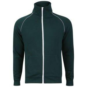 (UK) Brave Soul Zip Through Jacket grün für 9€ @ Zavvi