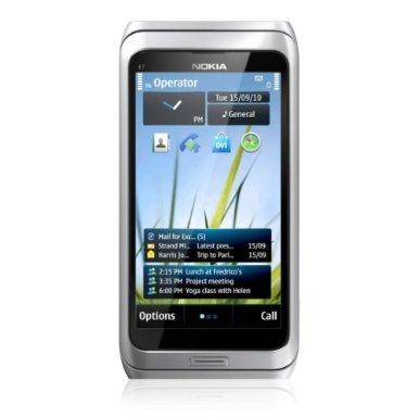 Nokia E7 mit QUERTY Tastatur für Euro 55,10 incl. vers. Versand