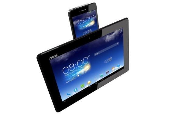 [B-Ware] Asus Padfone 3 A86 – Smartphone-Tablet-Kombi mit Dockstation für 429€ von Carbonphone