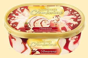 Für die heißen Tage, Langnese Cremissimo  je 900 - 1000-ml nur 1.88  € bei Kaufland