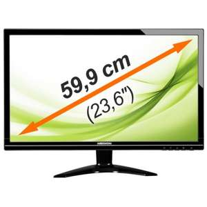 "MEDION AKOYA MD 20431 P55431 23,6""/59,9cm Widescreen LCD LED Monitor Full HD"