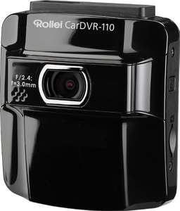 [online | d-living.de] Rollei Car DVR- 110 Car Black Box Autokamera (Dashcam) 69,00 Euro
